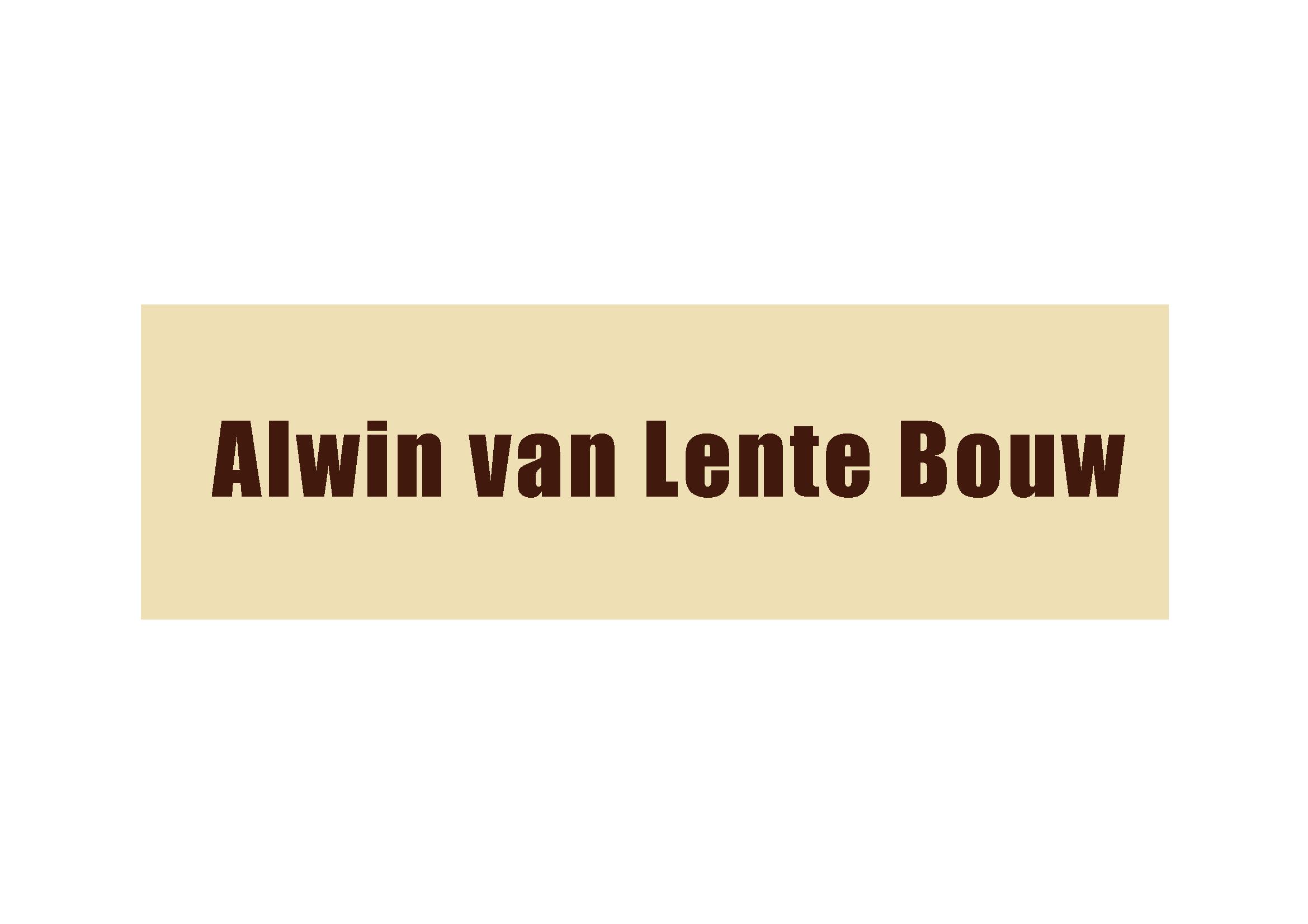 08 AlwinvanLente - logo